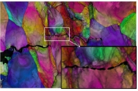 Исследование механизма разрушения и природы акустической эмиссии при водородной хрупкости низкоуглеродистой стали