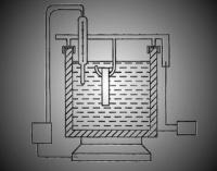 Устройство для электролитического наводораживания металлических изделий и образцов